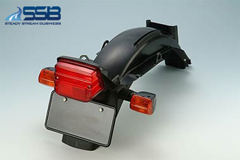 Motorcycle Back Light Plastic Injection Mold