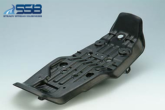 Motorcycle Seat Base Plastic Injection Mold