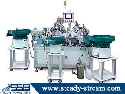Blood Taking Syringe Set Assembly Machine