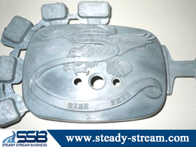 Die Casting Side Mirror Base Injection Mold