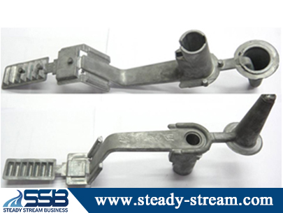 Die Casting Valve Handle Injection Mold