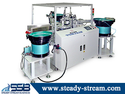 Safety Syringe Automatic Assembly Machine