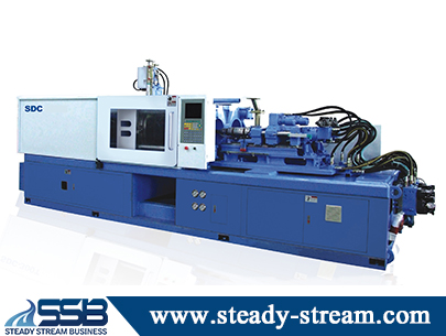 Three Color Injection Molding Machine With Two Molds